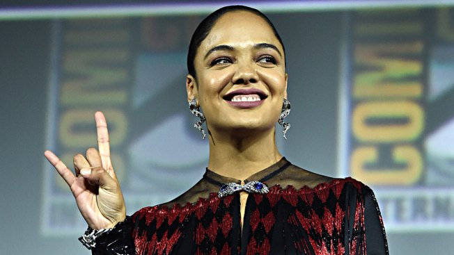Tessa Thompson's Valkyrie to Become Marvel Studios' First LGBTQ Superhero