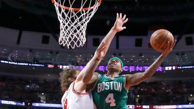 Celtics Beat the Bulls 104-95, Tying the Series 2-2