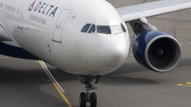Delta Flight Delayed by Argument Between Pilot, Attendant