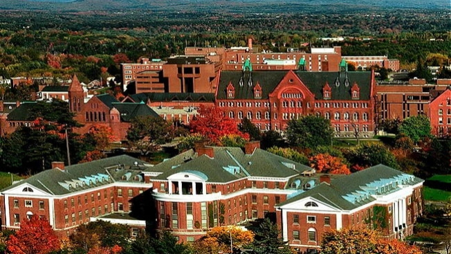 University of Vermont Named One of Nation's Top Party Schools