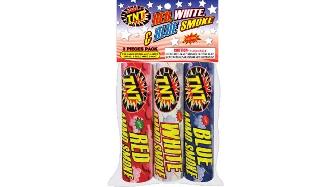Burn Hazard Prompts Recall of 36K TNT Fireworks