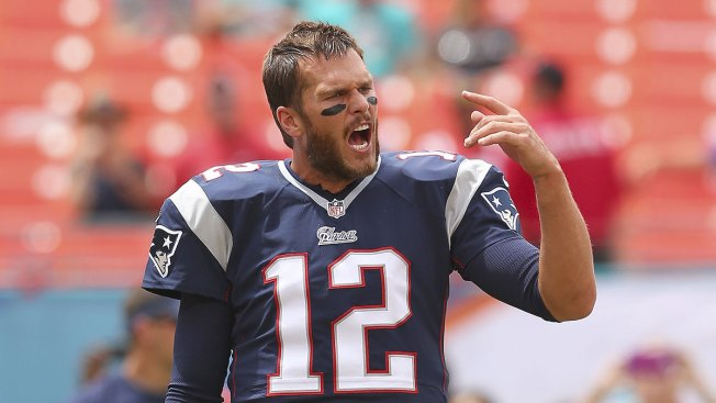 Brady Shaves Beard, Hopes to Change Luck