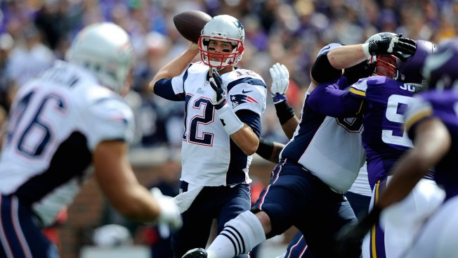 Tom Brady Happy With O, Impressed by D