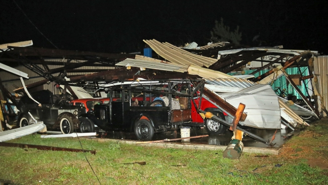 1 Killed in Mississippi Tornado as Violent Storms Drench the South