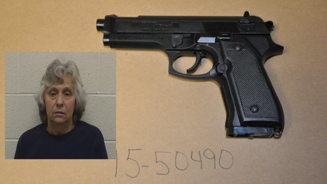 'Boom, Boom, Boom': Woman Points Fake Gun at Police in Connecticut