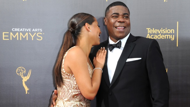 Tracy Morgan Forgives Wal-Mart Driver Who Hit Him