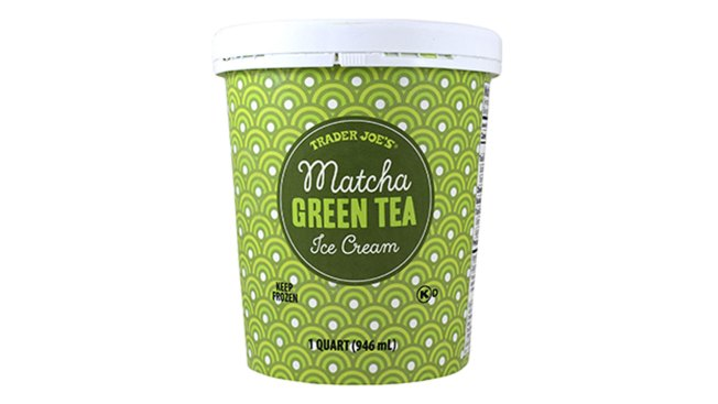 Trader Joe's Recalls Matcha Ice Cream Over Metal Contamination