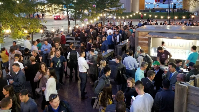 Beer Garden on the Greenway Scheduled to Re-Open