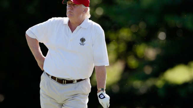 Golfing With Trump? Better Leave Your Ego at the Clubhouse