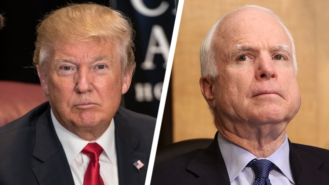 McCain to Trump: Waterboarding Won't Be Reinstated