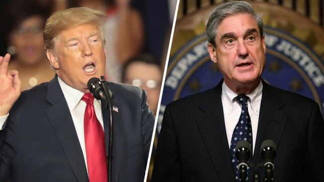 Trump's Legal Team Responds to Mueller Interview Request