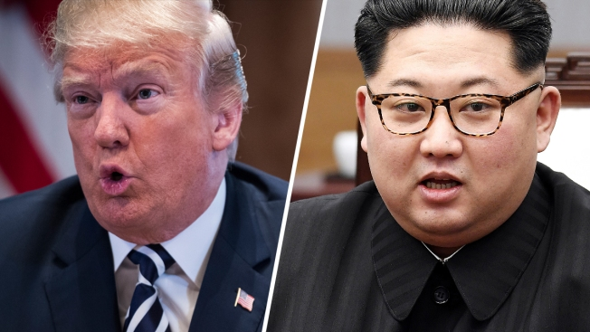 Trump Tells NK's Kim to Denuclearize or Risk Overthrow