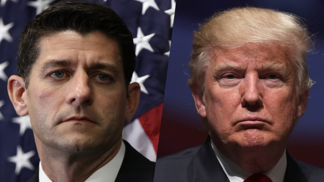 Paul Ryan Says He Won't Defend Trump, Campaign With Him; Trump Defiant