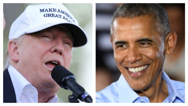 Donald Trump, Barack Obama Coming to New Hampshire in Final Campaign Push