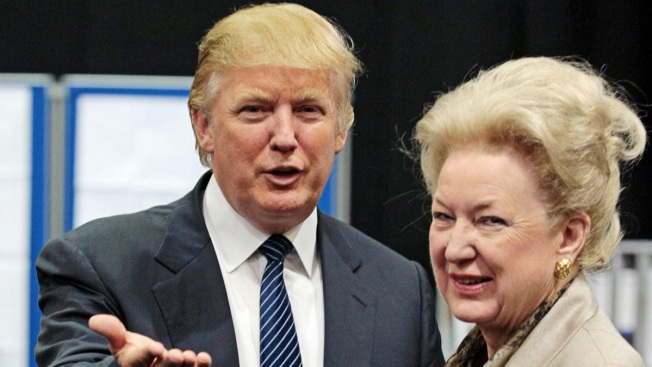 Trump's Sister Retires, Negating Judicial Ethics Complaints