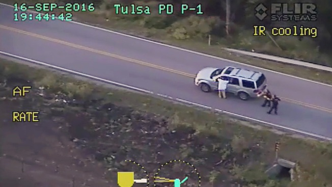 Tulsa Officer Late to Career, Had De-escalation Training