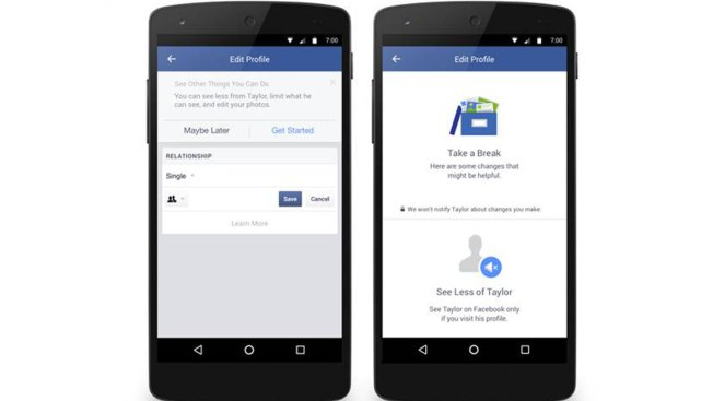 Facebook's New Tool Makes Breaking Up a Little Easier
