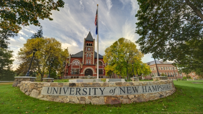 Alumna Pledges $8 Million for University of New Hampshire