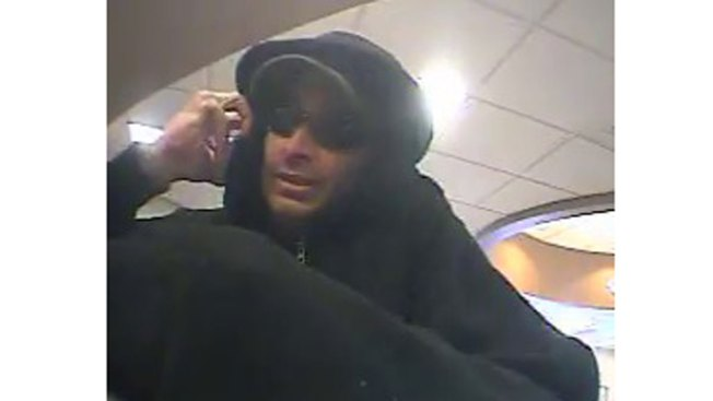 Suspect Robs United Bank in Conn.