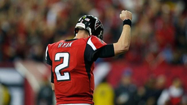 Falcons Quarterback Matt Ryan Wins NFL MVP Honors