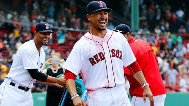 Flu Bug Bites Red Sox Again: Ramirez, Betts Out of Lineup