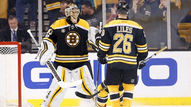 Bruins Hope to Have Rask Back in Net Tuesday