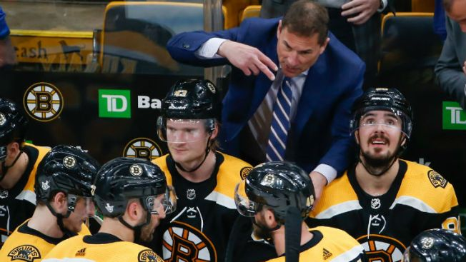Bruins Force Game 7 with Maple Leafs