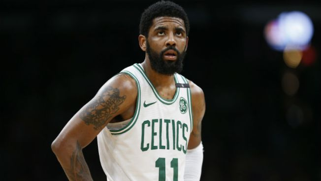 Date Set for Kyrie's Return to Boston