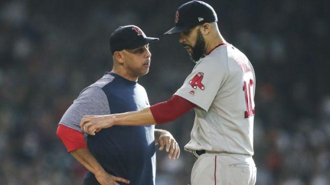 Red Sox Make No Moves at MLB Trade Deadline