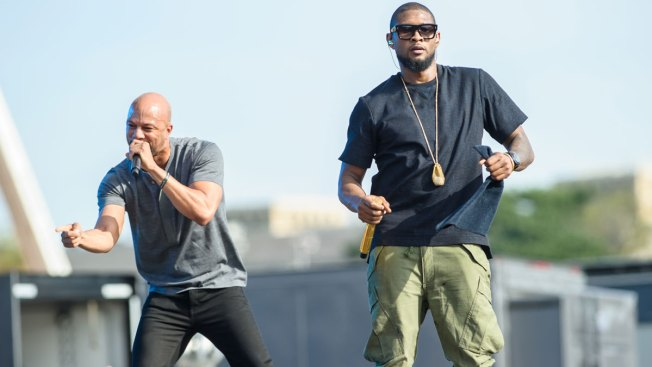 Usher, Common to Perform Lynching Memorial Opening Concert