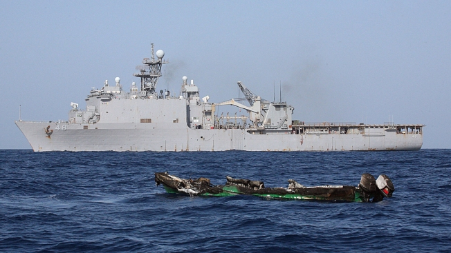Somali Pirate Gets Life in Prison for Attack on US Navy Ship