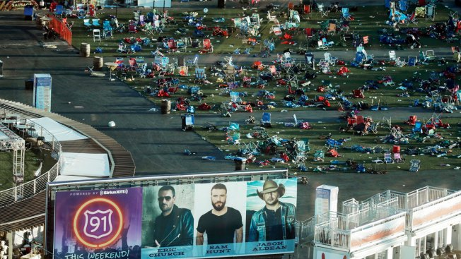 'There's People Shot Everywhere!': Vegas Shooting 911 Calls Depict Desperate Cries for Help