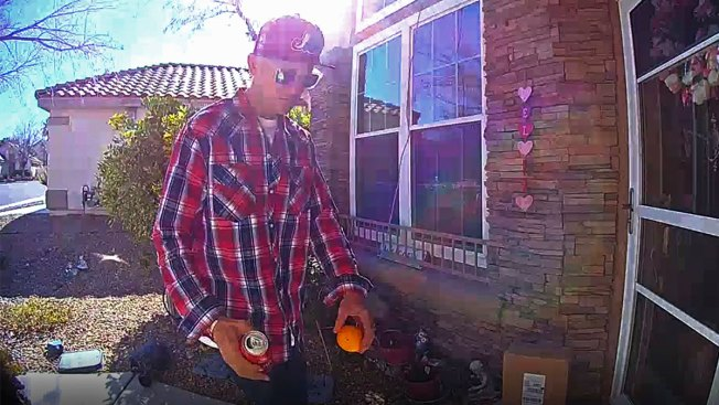 Las Vegas Police Seek Thief Who Stole Box With Cancer Drug