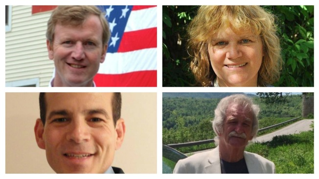 Voters in Vermont, 3 Other States Head to Polls
