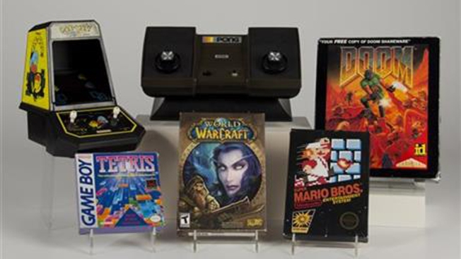 New World Video Game Hall of Fame Inducts Classics