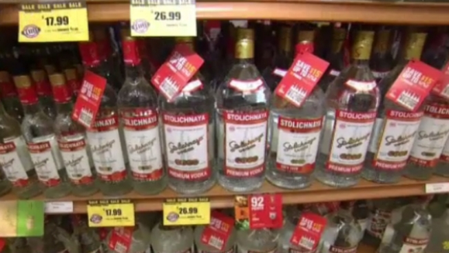 NH Senate Kills Bill to Consider Ban of Russian Vodka Sales