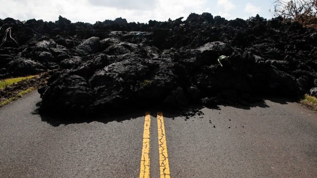 Hawaii Volcano Spawns New Fissure Near Geothermal Plant