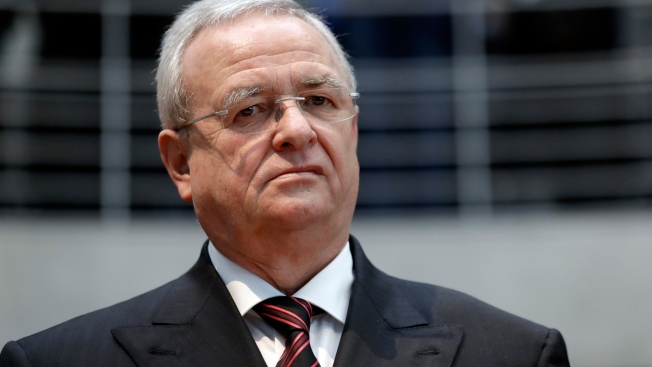 Ex-Volkswagen CEO Charged With Fraud in Germany