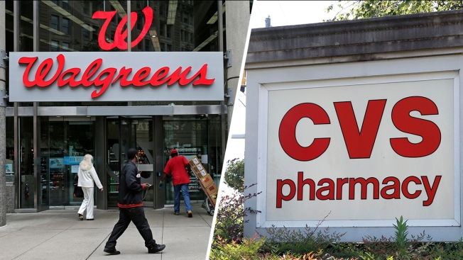Walgreens, CVS Offering Ways to Fix Your Teeth in Stores
