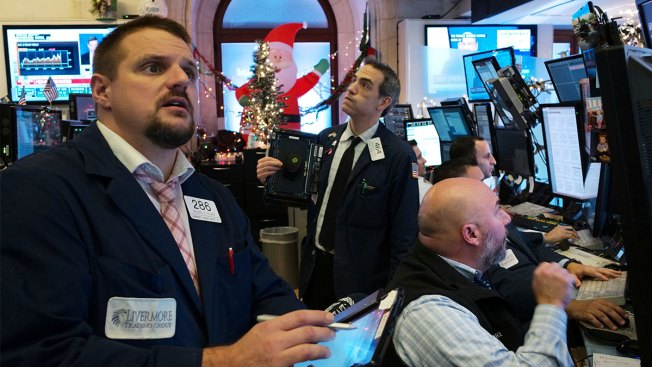 Dow Rallies 1,000 Points in Biggest Single-Day Point Gain