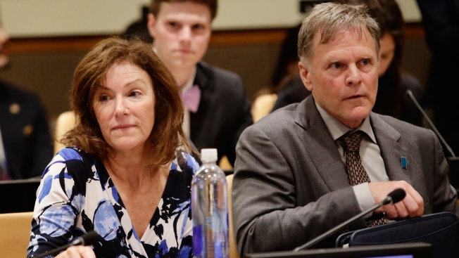 Otto Warmbier Parents Seek Over $1B From North Korea