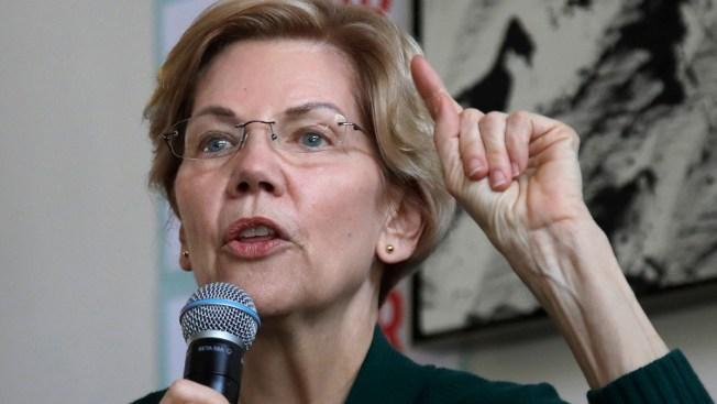 Elizabeth Warren Raises $6 Million in First Quarter