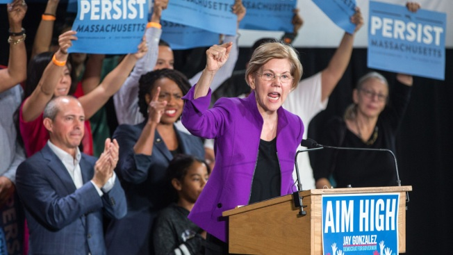 "Warren Plans to Take a ""Hard Look"" at Running for President"