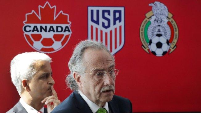 US Soccer: Trump Encouraging a World Cup with Mexico, Canada