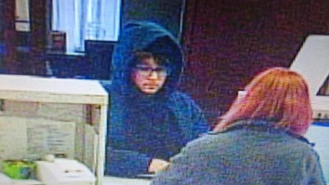 Woman Uses Fake Mustache as Disguise in Webster Bank Robbery