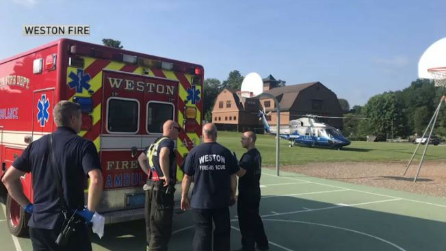 Man Seriously Injured in Bicycle Accident in Weston