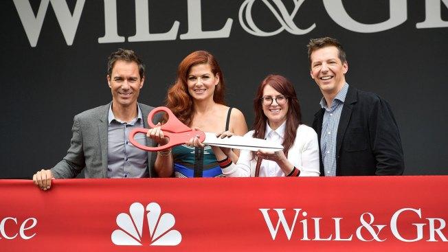 NBC Announces Season 2 for 'Will & Grace' Reboot Pre-Debut