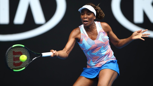 Bleak Day for Americans in Melbourne: Venus, Stephens Out