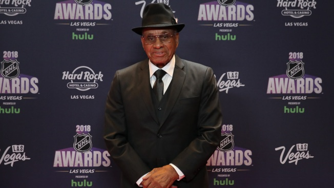 Bruins Legend Willie O'Ree to Be Inducted Into Hockey Hall of Fame Class of 2018