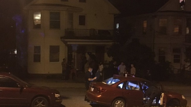2 Drive-by Shootings Overnight in Providence, Rhode Island